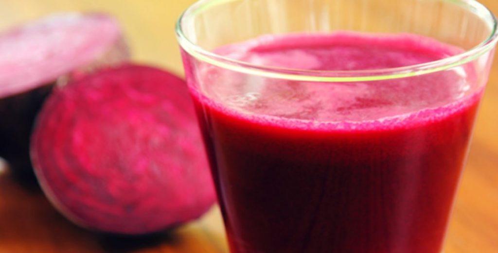 Benefícios do suco de beterraba