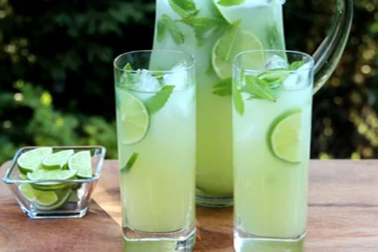 Receita de Limonada