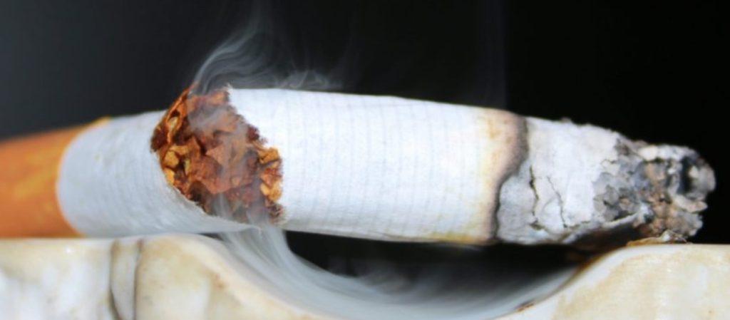 remédios caseiros para parar de fumar