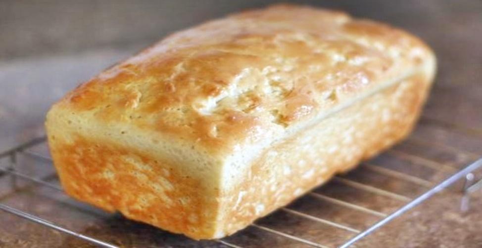 receitas de pão sem glúten