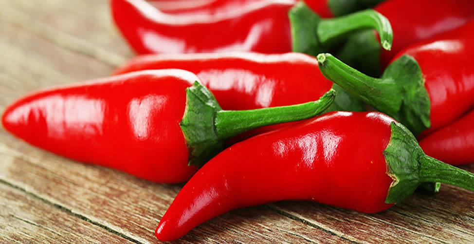 benefícios da pimenta caiena