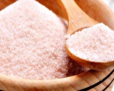 Benefícios do sal do Himalaia