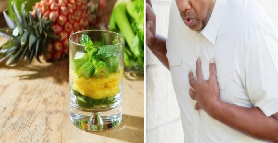 Sucos para baixar colesterol