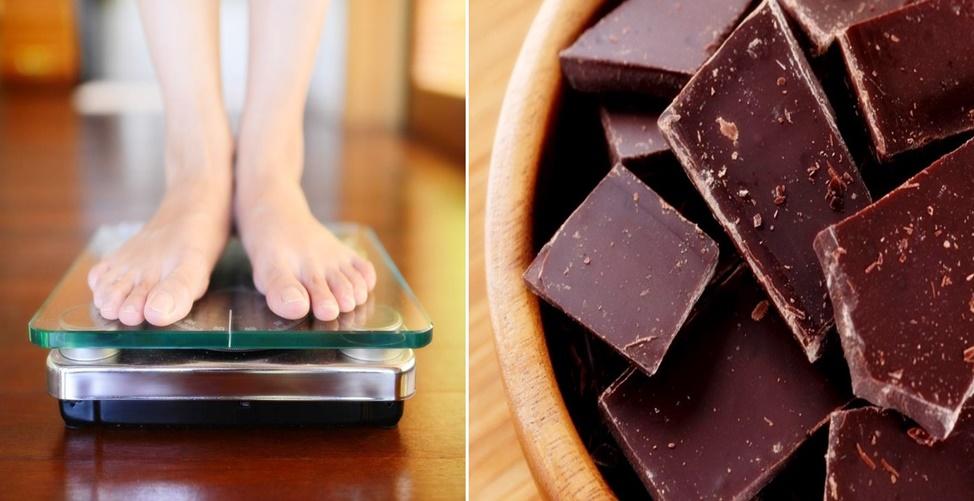 benefícios do chocolate amargo