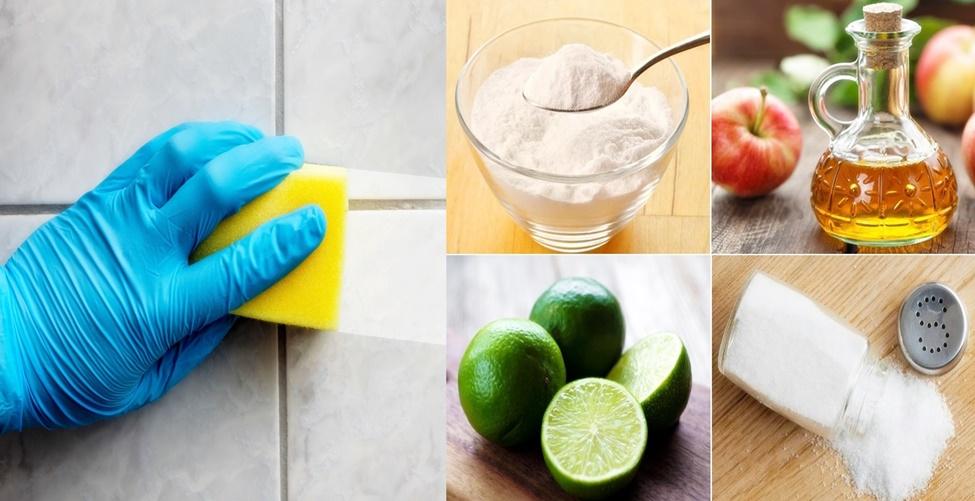 Melhores produtos naturais para limpar a casa
