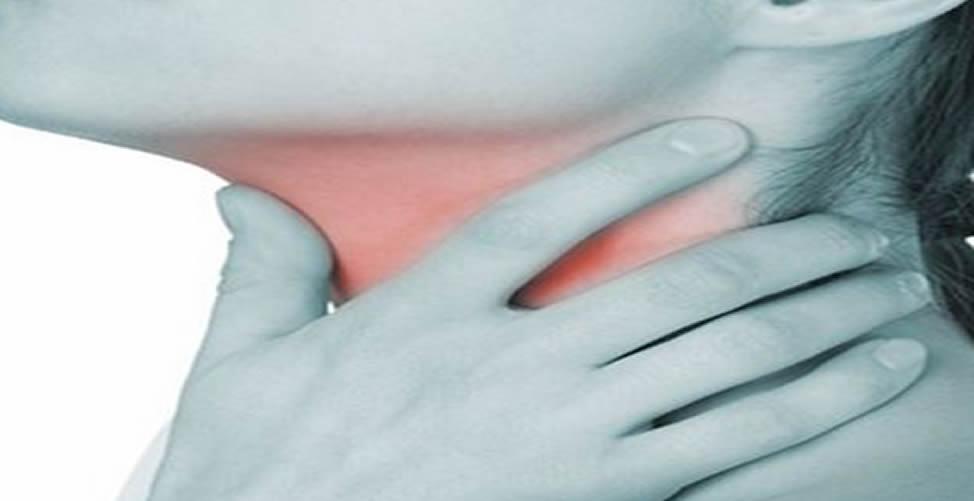 Tratamento caseiro para dor de garganta