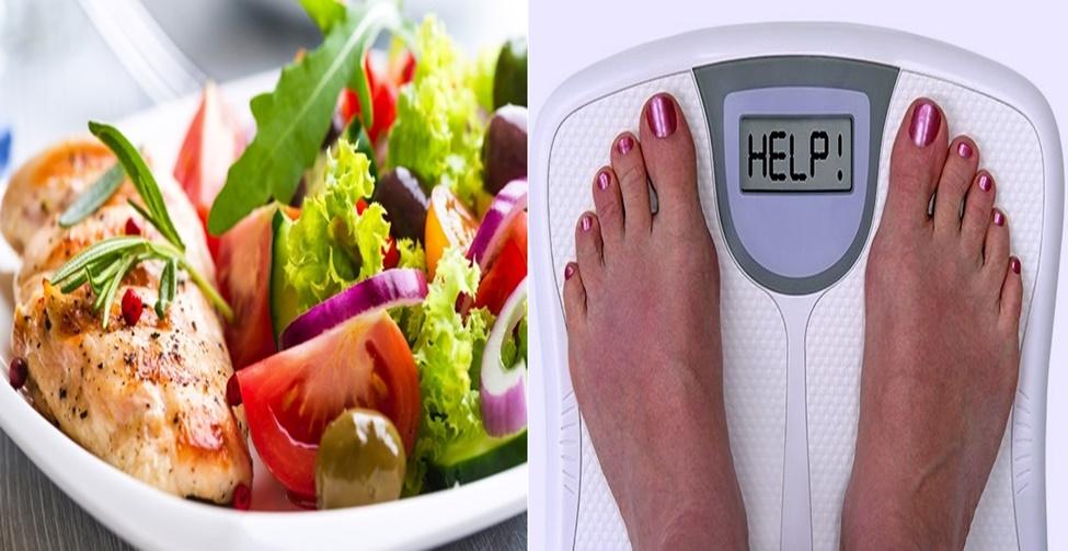 Dieta para perder peso em uma semana