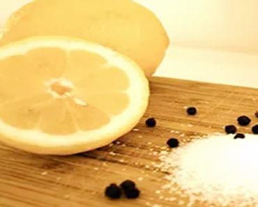 limão com sal