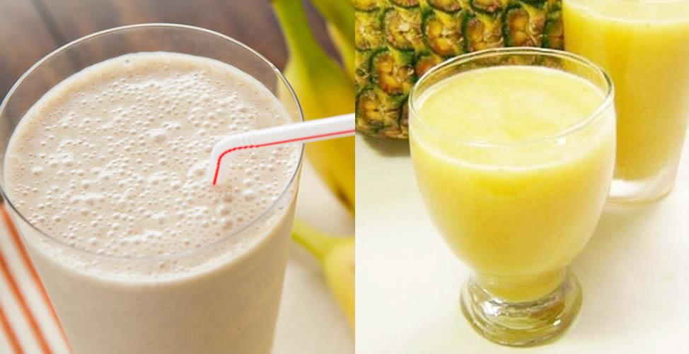 benefícios das vitaminas de frutas