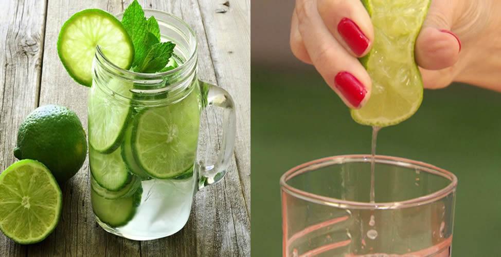 como funciona a dieta da água morna
