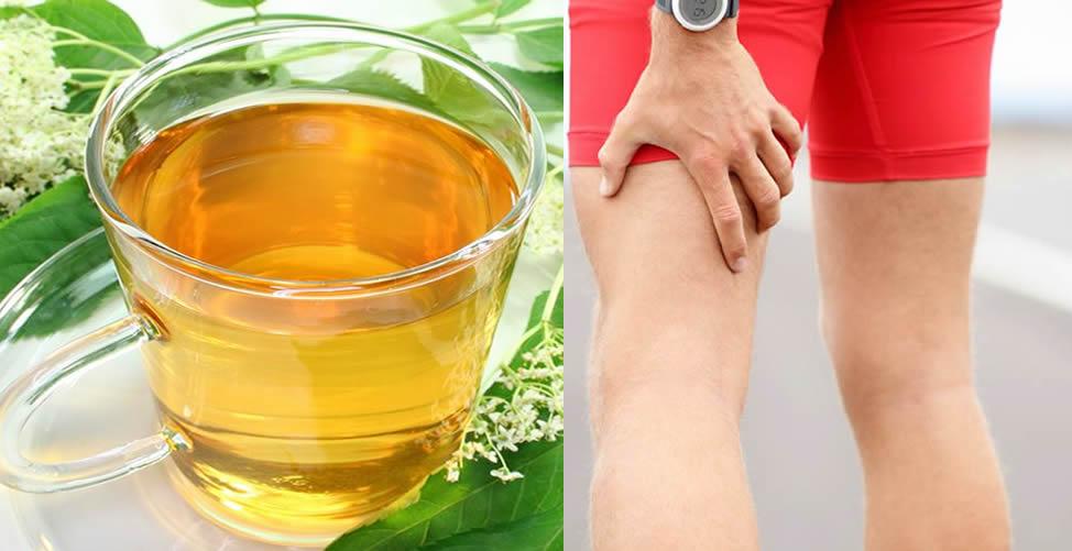 remédios naturais para lesão muscular