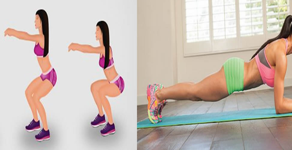exercícios para transformar o corpo