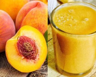 benefícios do suco de pêssego