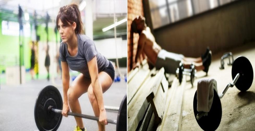 Estresse exige descanso ao invés de musculação