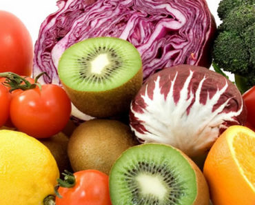 Benefícios das cores dos alimentos