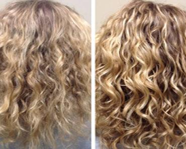 Receitas naturais para hidratar cabelos cacheados