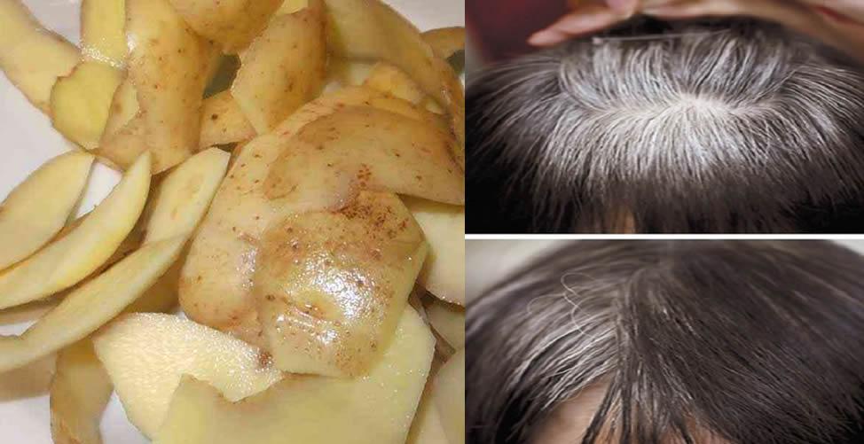 acabar com os cabelos grisalhos