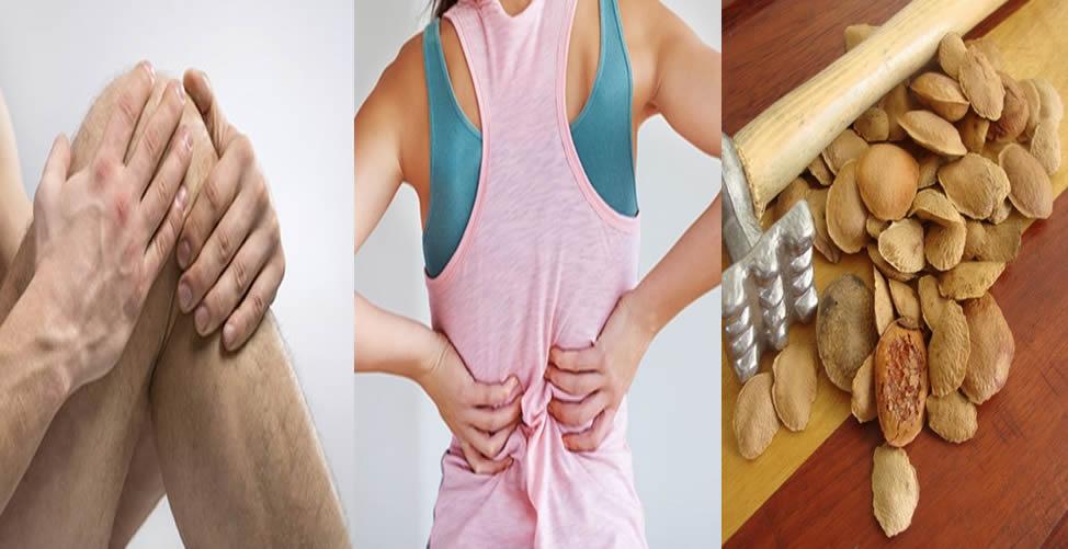 eliminar as dores nos joelhos e nos ossos