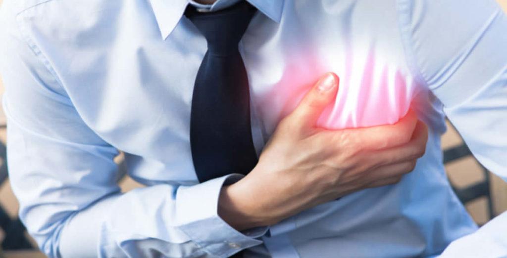 Como evitar um ataque cardiaco