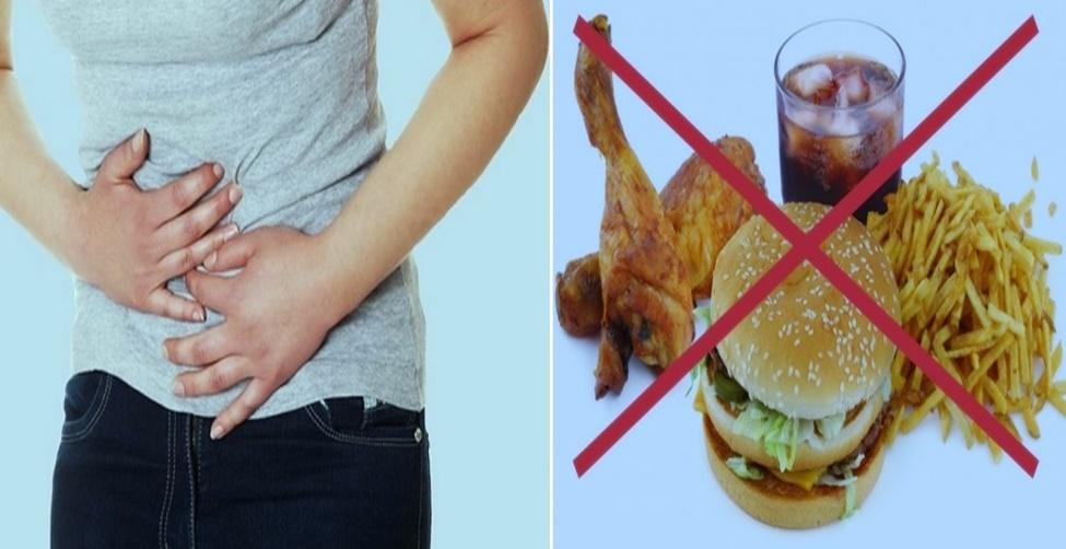 dieta para quem sofre com a gastrite