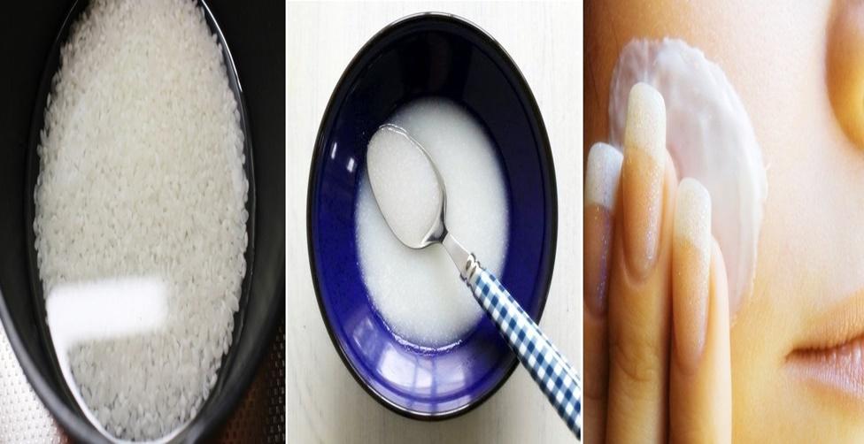 Benefícios da água de arroz