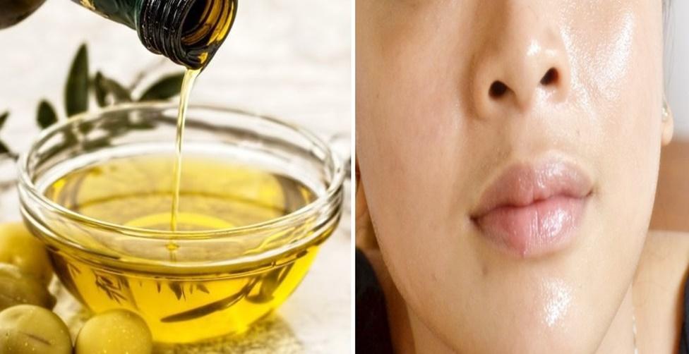Receita natural com azeite de oliva