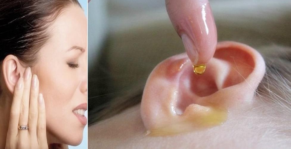Remédios naturais para ouvido entupido