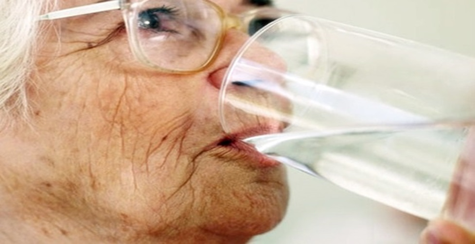 sinais de desidratação
