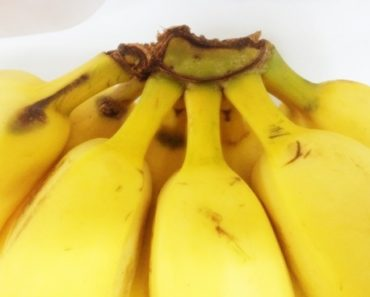 função do talo da banana