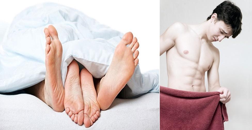 impotência sexual em jovens