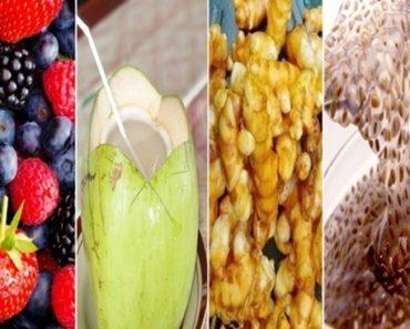 alimentos para agilizar a recuperação pós-treino