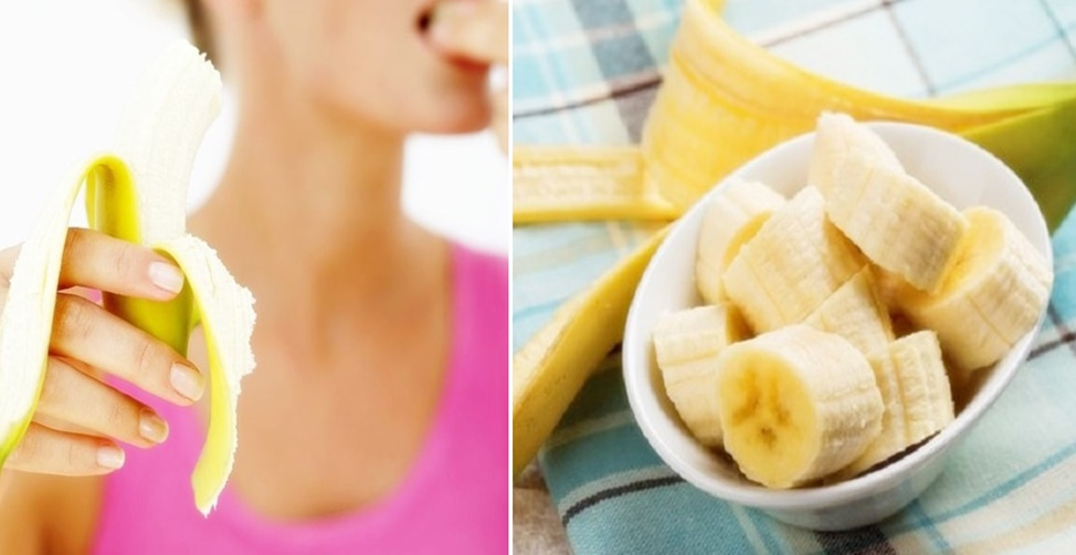 lanches saborosos e nutritivos com bananas