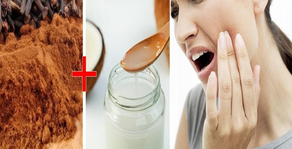 remédio caseiro para acabar com dor de dente