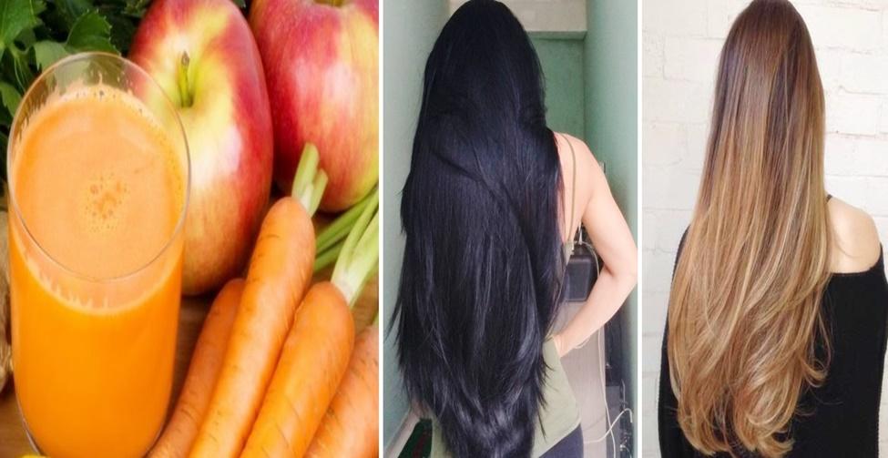 truque chinês para turbinar o crescimento dos cabelos