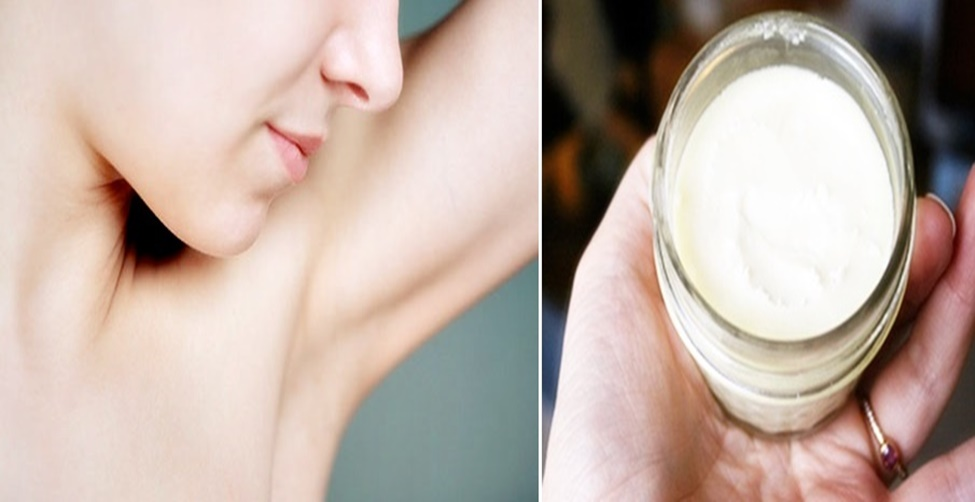 receitas de desodorante caseiro