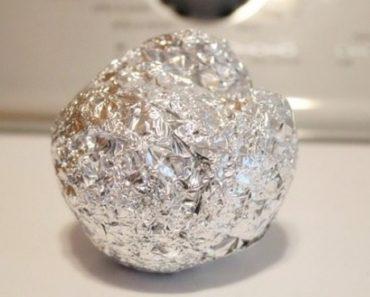 maneiras de usar papel alumínio
