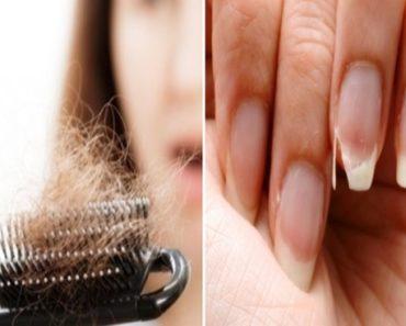 Como acabar com a queda de cabelo e unhas fracas