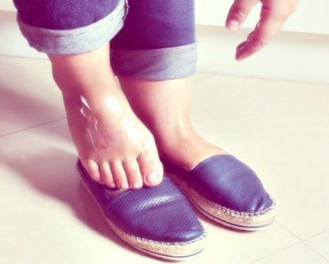 dicas para alargar sapatos apertados