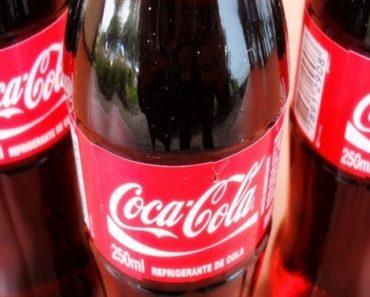 usos especiais para Coca-Cola