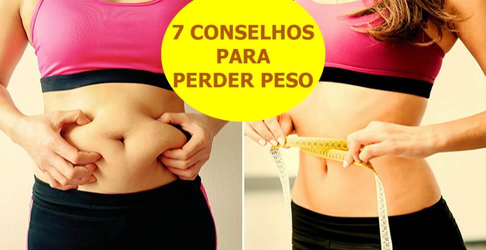 Conselhos Para Perder Peso e Nunca Mais Engordar