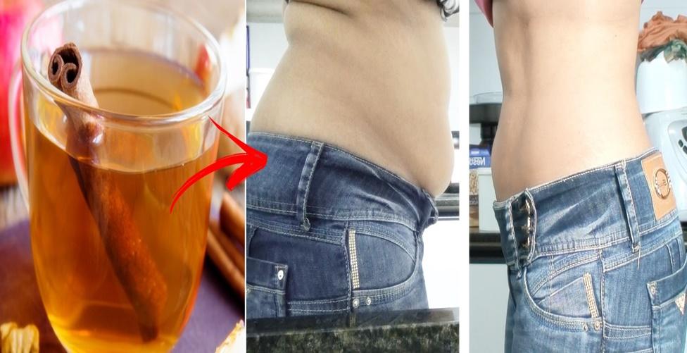 Dieta do chá de maçã e canela