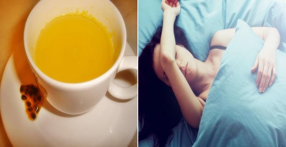 receita do chá contra a insônia