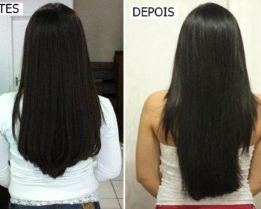 benefícios do ovo para os cabelos