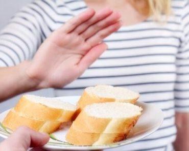 sinais para você parar de comer glúten