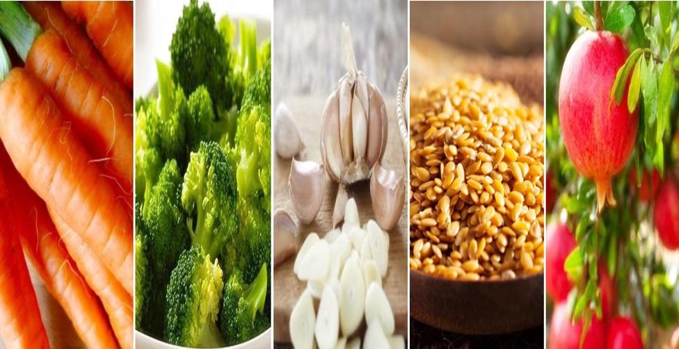 alimentos que combatem o câncer naturalmente