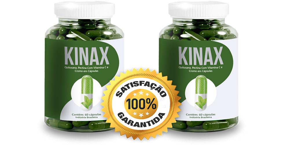 Suplemento kinax funciona