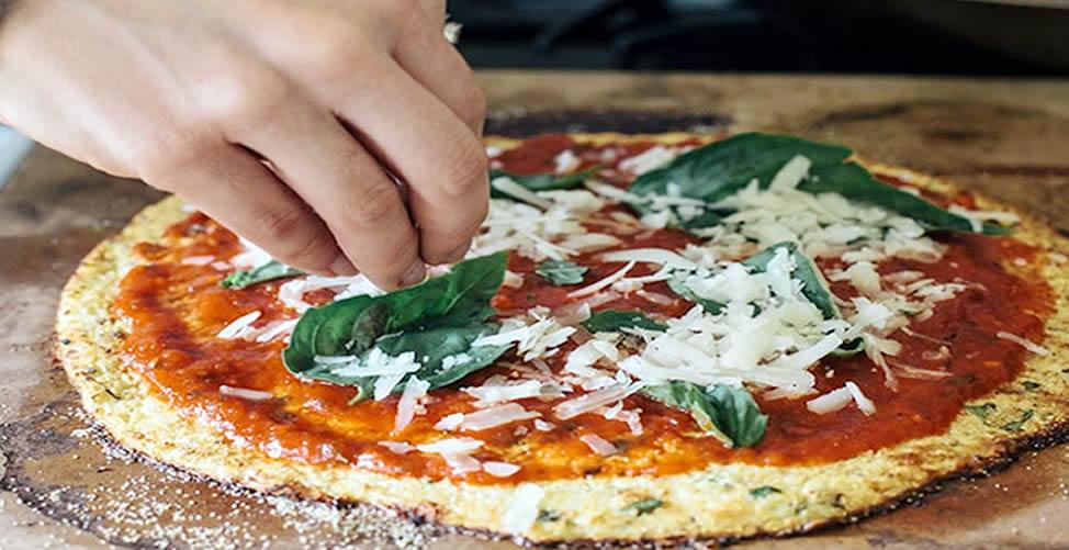 Como Fazer Pizza Sem Sair da Dieta