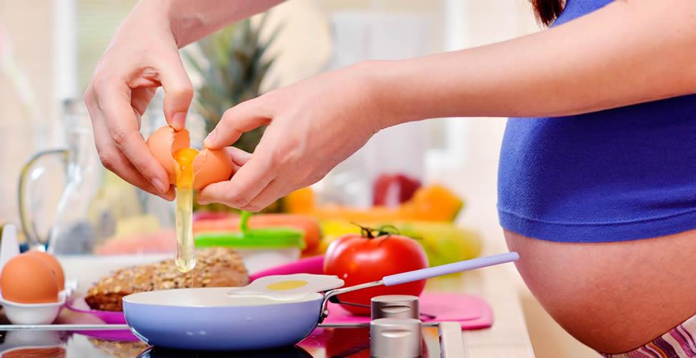 Alimentos que a Gestante Deve Consumir