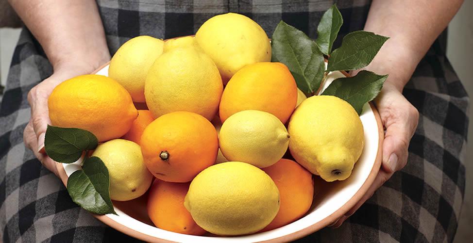 Benefícios do Limão Siciliano