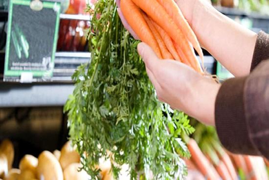 Como Escolher a Cenoura